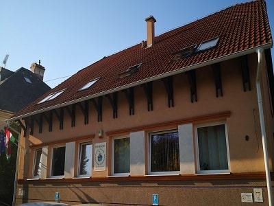 Debrecen épület